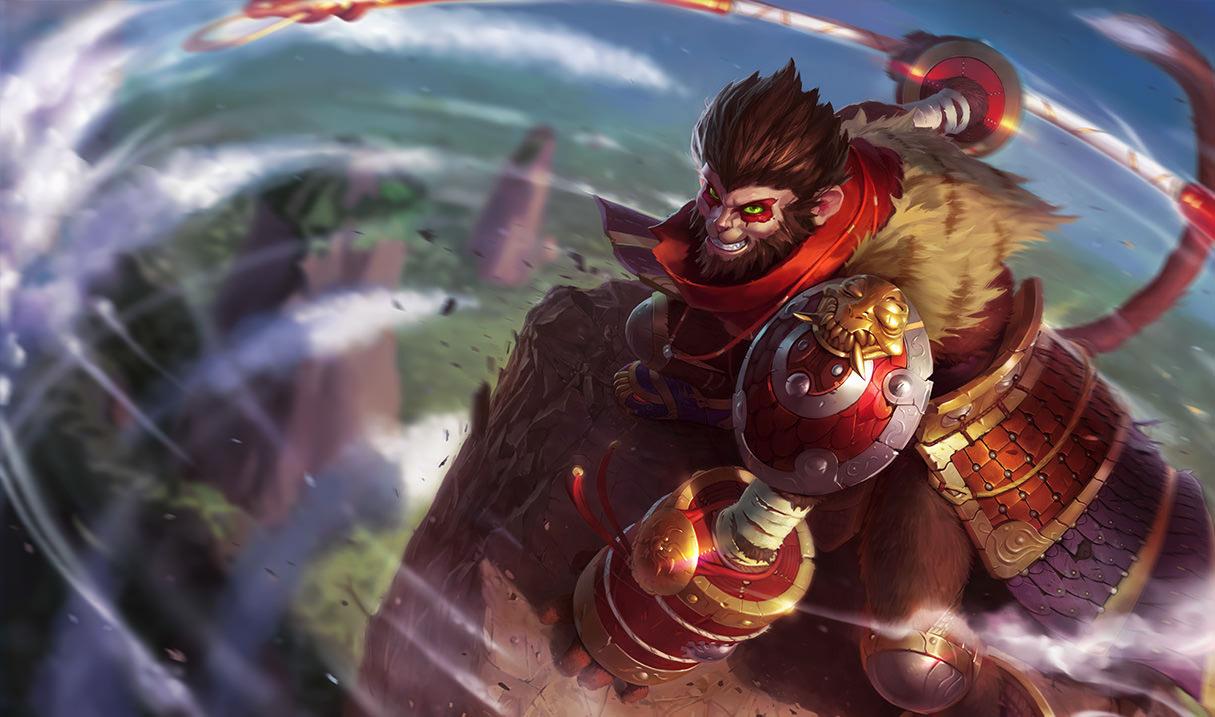 ウーコン(Wukong)